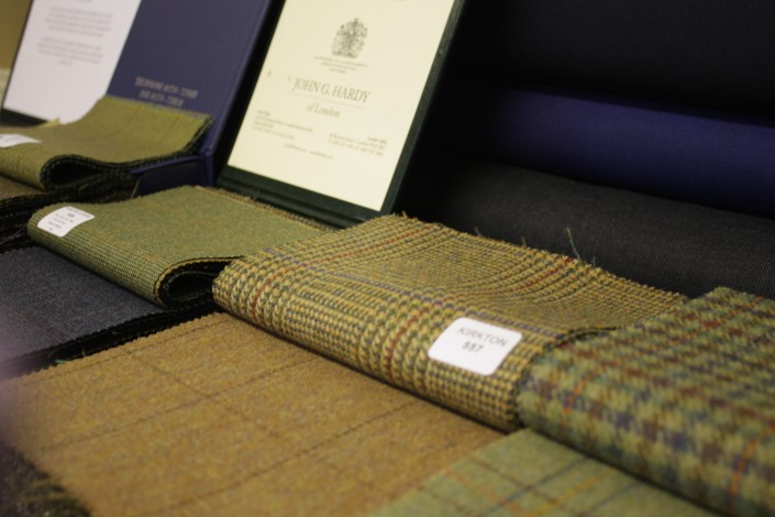 Des merrion bespoke tailor