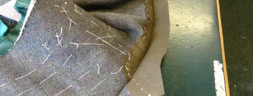 tweed coat