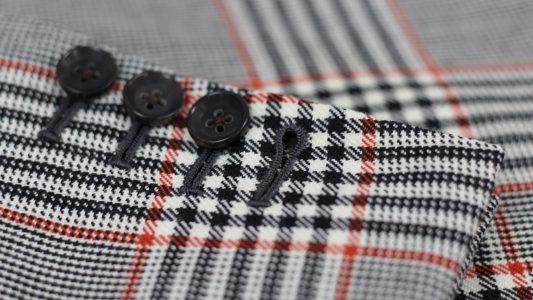 The handmade buttonhole