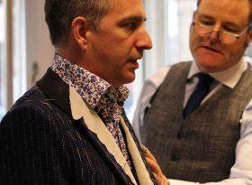 Bespoke tailors leeds
